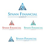 Spann Financial Group Logo - Entry #602