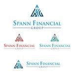 Spann Financial Group Logo - Entry #602