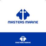 Masters Marine Logo - Entry #254