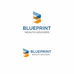 Blueprint Wealth Advisors Logo - Entry #76