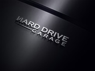Hard drive garage Logo - Entry #207
