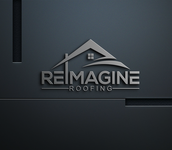 Reimagine Roofing Logo - Entry #109