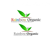 Rainbow Organic in Costa Rica looking for logo  - Entry #205