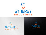 Synergy Solutions Logo - Entry #95