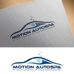 Motion AutoSpa Logo - Entry #294