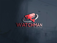Watchman Surveillance Logo - Entry #243