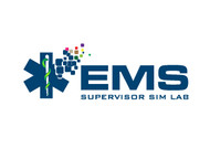 EMS Supervisor Sim Lab Logo - Entry #78