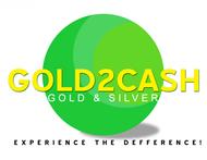 Gold2Cash Logo - Entry #18