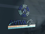 AVIVA Glow - Organic Spray Tan & Lash Logo - Entry #79