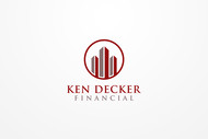 Ken Decker Financial Logo - Entry #187