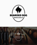 Bearded Dog Wholesale Logo - Entry #77