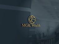 MGK Wealth Logo - Entry #140
