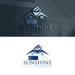 Sunshine Homes Logo - Entry #360