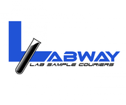 Laboratory Sample Courier Service Logo - Entry #26