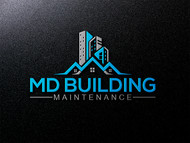 MD Building Maintenance Logo - Entry #31