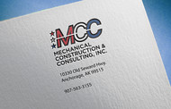 Mechanical Construction & Consulting, Inc. Logo - Entry #197