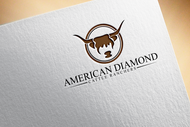 American Diamond Cattle Ranchers Logo - Entry #25