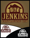 Jenkins Contracting LTD Logo - Entry #49