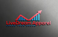 LiveDream Apparel Logo - Entry #327