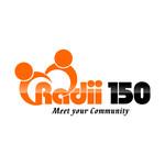 Radii 150 Logo - Entry #113