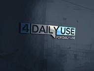 4 Daily Use Logo - Entry #48