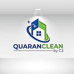 QuaranClean Logo - Entry #20