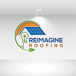 Reimagine Roofing Logo - Entry #270