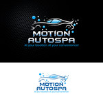 Motion AutoSpa Logo - Entry #205