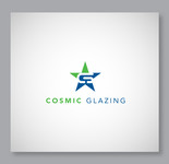 Cosmic Glazing Logo - Entry #29