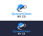 QuaranClean Logo - Entry #112