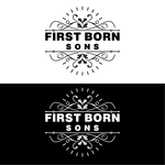FIRST BORN SONS Logo - Entry #40