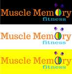 Muscle Memory fitness Logo - Entry #77