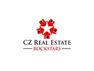 CZ Real Estate Rockstars Logo - Entry #36