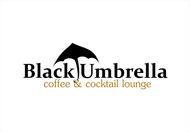 Black umbrella coffee & cocktail lounge Logo - Entry #133