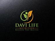 Davi Life Nutrition Logo - Entry #564