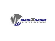 MAIN2NANCE BUILDING SERVICES Logo - Entry #171