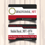 Shalini Dayal, MFT 43574 Logo - Entry #36