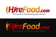 iHireFood.com Logo - Entry #74