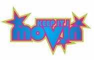 Keep It Movin Logo - Entry #108