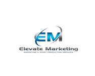 Elevate Marketing Logo - Entry #8