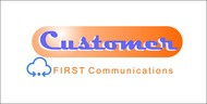 Customer First Communications Logo - Entry #108