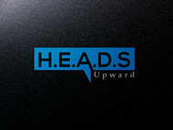 H.E.A.D.S. Upward Logo - Entry #160