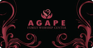 Agape Logo - Entry #191
