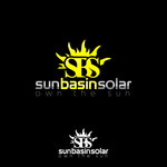 Sun Basin Solar Logo - Entry #65