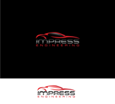 Impress Engineering Logo - Entry #9