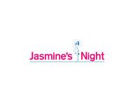 Jasmine's Night Logo - Entry #193