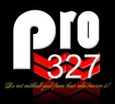 PRO 327 Logo - Entry #201