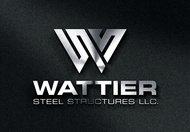 Wattier Steel Structures LLC. Logo - Entry #17