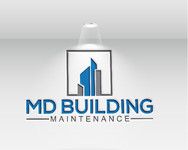 MD Building Maintenance Logo - Entry #23