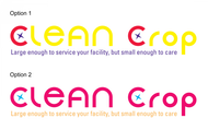 B2B Cleaning Janitorial services Logo - Entry #27